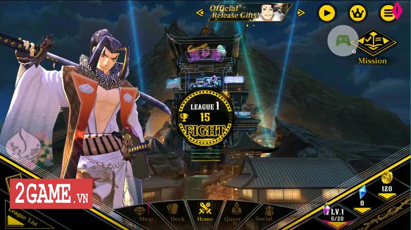 Revolve8 - Game đấu thẻ tướng với dàn nhân vật cổ tích được thiết kế theo phong cách hiện đại 1