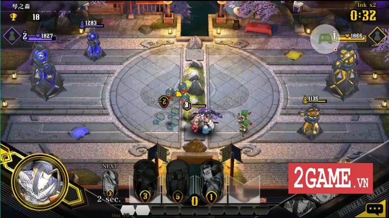 Revolve8 - Game đấu thẻ tướng với dàn nhân vật cổ tích được thiết kế theo phong cách hiện đại 3