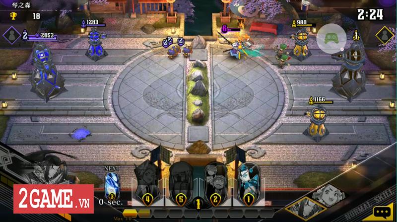 Revolve8 - Game đấu thẻ tướng với dàn nhân vật cổ tích được thiết kế theo phong cách hiện đại 2
