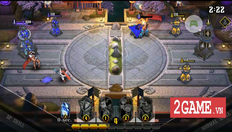 Revolve8 - Game đấu thẻ tướng với dàn nhân vật cổ tích được thiết kế theo phong cách hiện đại 5