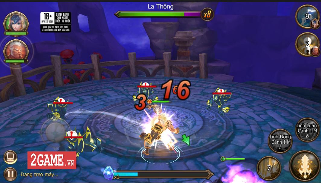 Những lý do bạn nên chơi Đại Chúa Tể Mobile - Tựa game nhập vai kết hợp thẻ tướng đầy thú vị 4