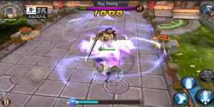 Trải nghiệm Đại Chúa Tể Mobile: Đồ họa mượt mà, kết hợp thú vị giữa game nhập vai hành động và đấu thẻ tướng