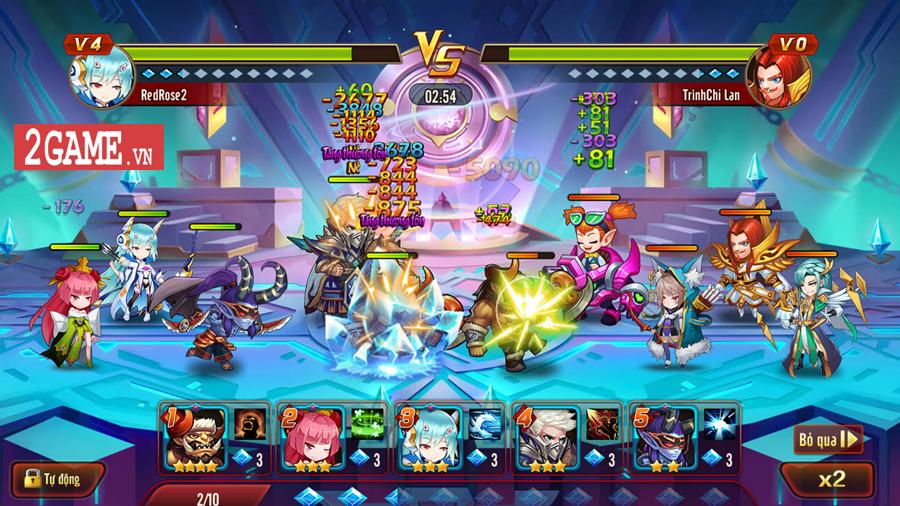 MT Tam Quốc - DotA Truyền Kỳ 2 tiếp tục làm mới sau gần một tháng ra mắt làng game Việt 9