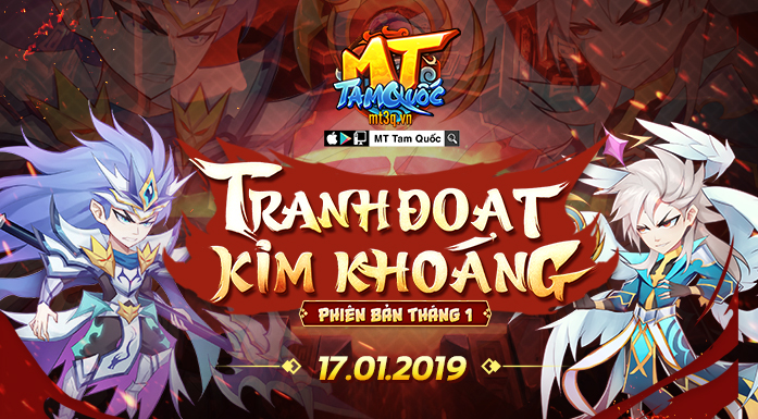 MT Tam Quốc - DotA Truyền Kỳ 2 tiếp tục làm mới sau gần một tháng ra mắt làng game Việt 3