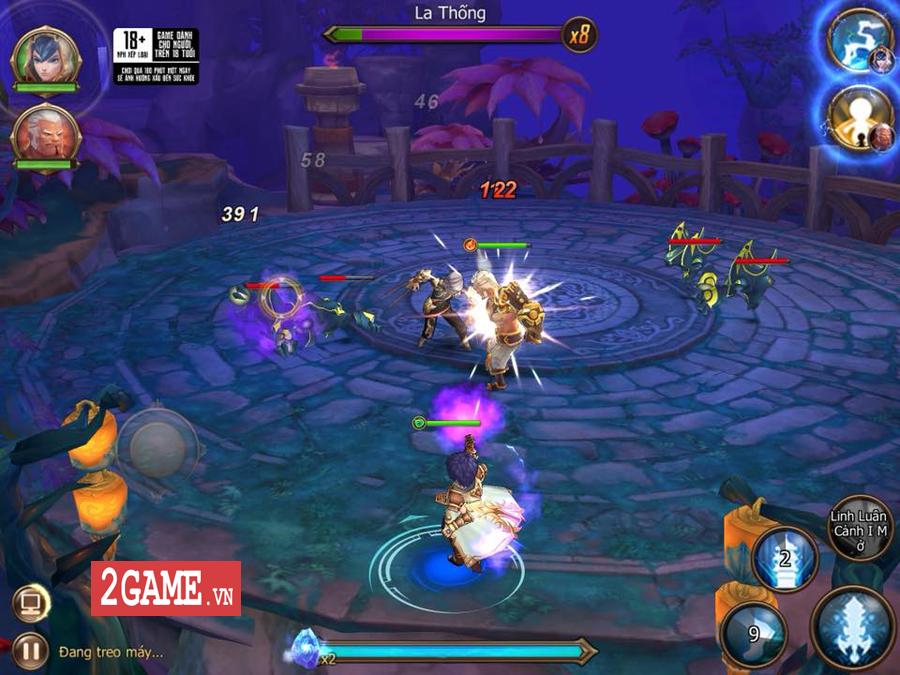 Đại Chúa Tể Mobile đang từng bước chinh phục người chơi nhờ chất gameplay đột phá 4
