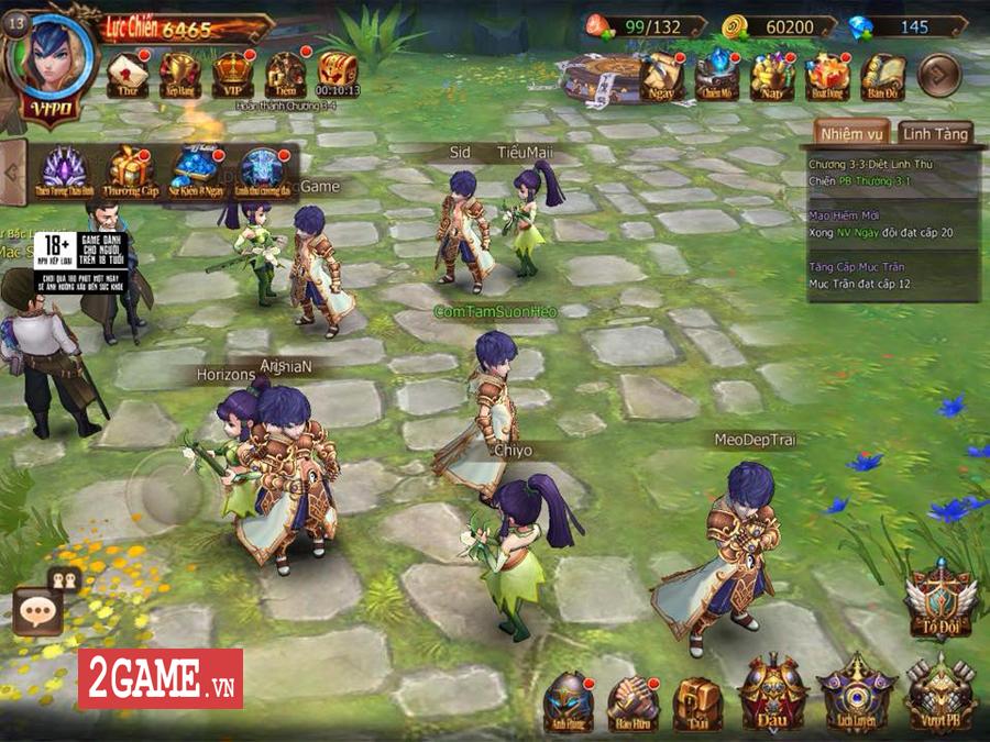 Đại Chúa Tể Mobile đang từng bước chinh phục người chơi nhờ chất gameplay đột phá 0