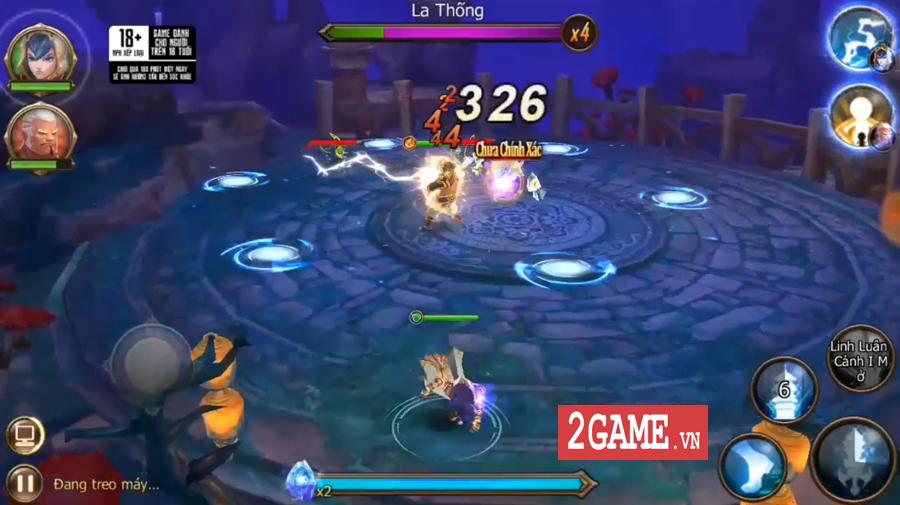 Đại Chúa Tể Mobile đang từng bước chinh phục người chơi nhờ chất gameplay đột phá 2
