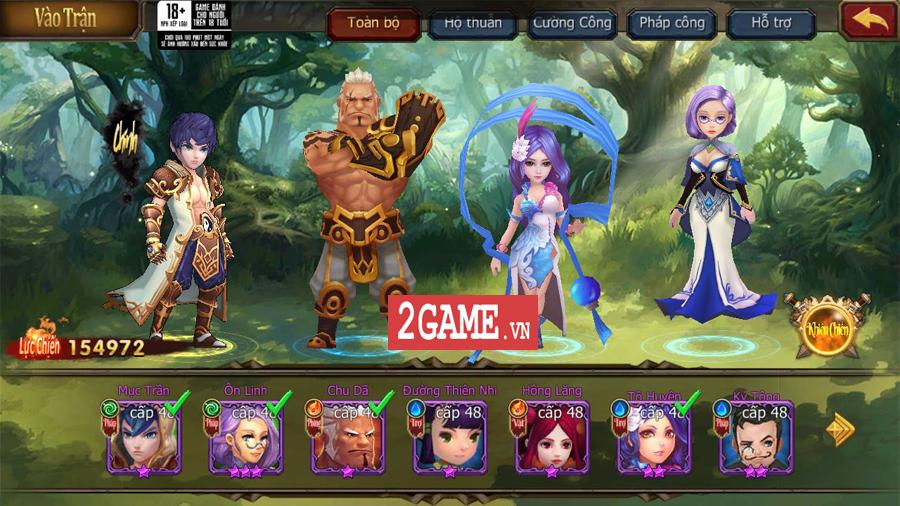 Đại Chúa Tể Mobile đang từng bước chinh phục người chơi nhờ chất gameplay đột phá 6