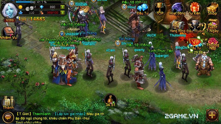 Funtap - Ngôi sao sáng nơi làng game Việt 0