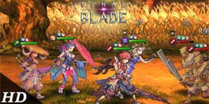 Final Blade Mobile sở hữu chất đồ họa 2D nhẹ nhàng nhưng đậm tính nghệ thuật Hàn Quốc