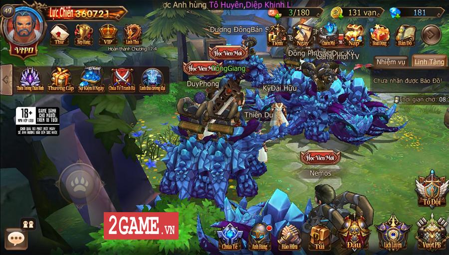 Những lý do bạn nên chơi Đại Chúa Tể Mobile - Tựa game nhập vai kết hợp thẻ tướng đầy thú vị 7