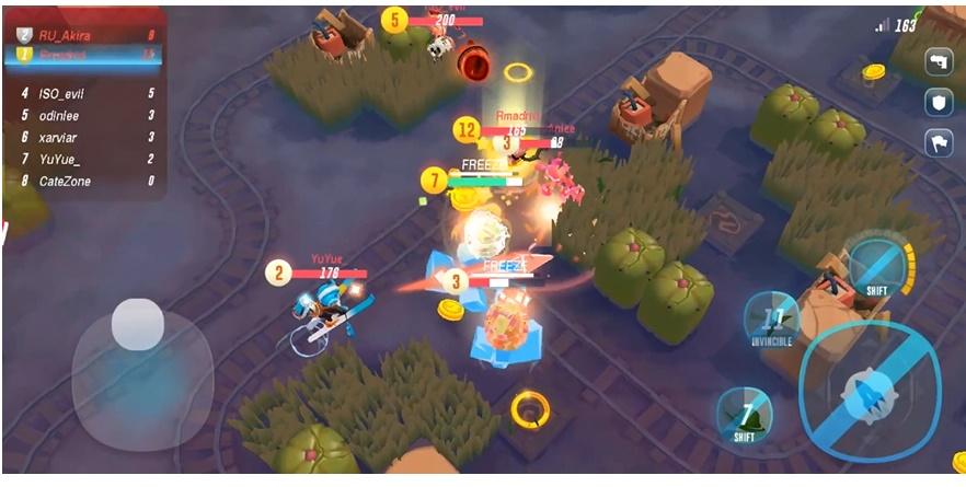 Storm Arena - Game MOBA 3vs3 với bối cảnh chủ đề bãi biển đầy tính giải trí 4
