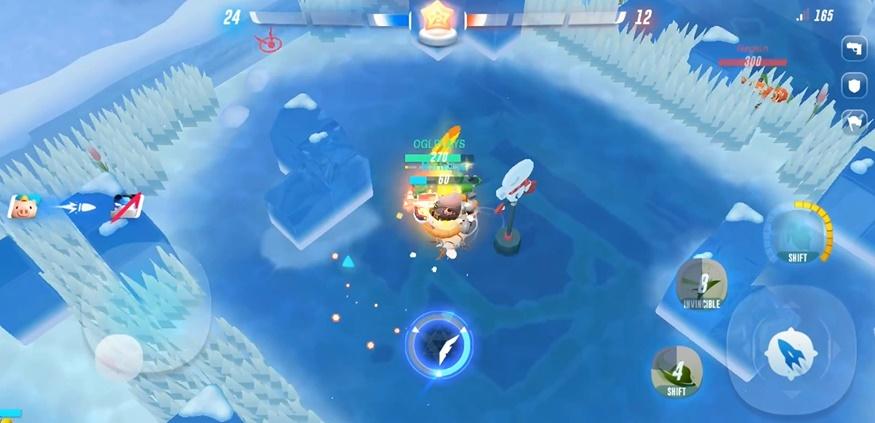 Storm Arena - Game MOBA 3vs3 với bối cảnh chủ đề bãi biển đầy tính giải trí 5