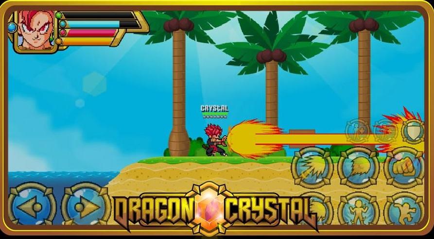 Dragon Crystal - Game nhập vai màn hình ngang lấy đề tài Bảy viên ngọc rồng đơn giản nhưng đầy thú vị 1