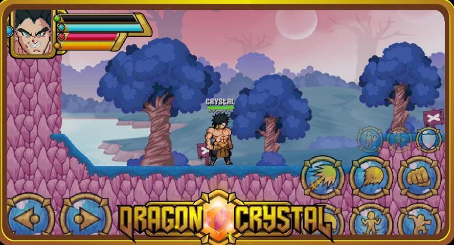 Dragon Crystal - Game nhập vai màn hình ngang lấy đề tài Bảy viên ngọc rồng đơn giản nhưng đầy thú vị 4