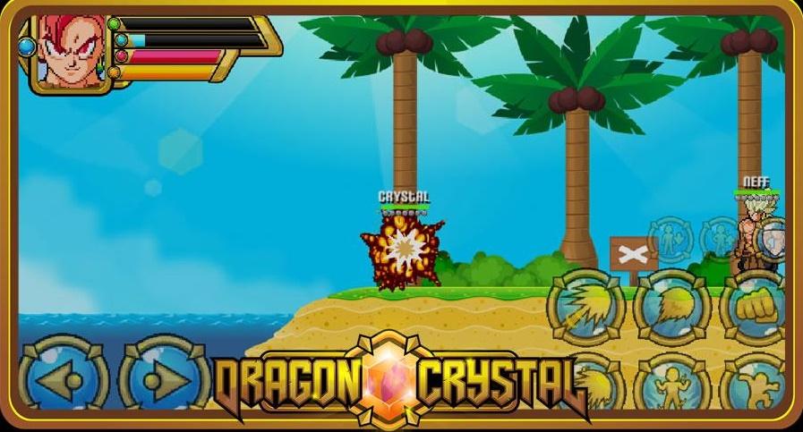 Dragon Crystal - Game nhập vai màn hình ngang lấy đề tài Bảy viên ngọc rồng đơn giản nhưng đầy thú vị 2
