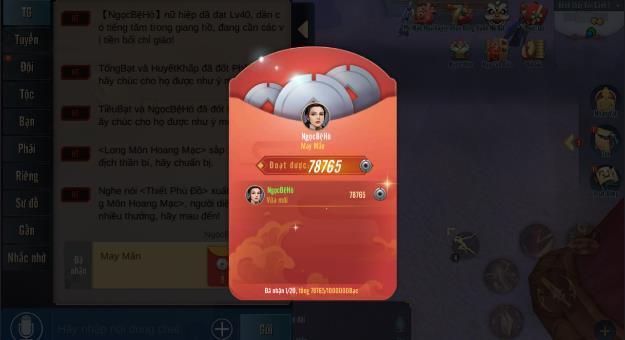 Chào Xuân 2019, Kiếm Thế Mobile ra mắt nhiều hoạt động Tết thú vị 7