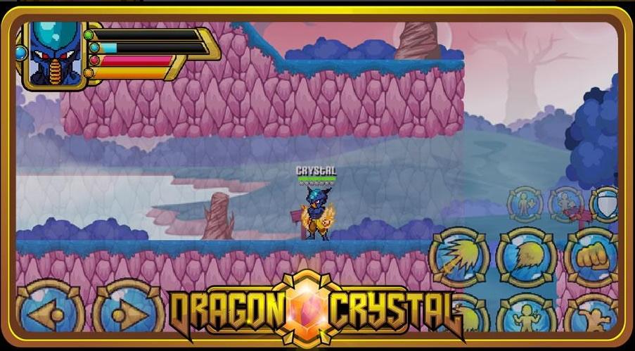 Dragon Crystal - Game nhập vai màn hình ngang lấy đề tài Bảy viên ngọc rồng đơn giản nhưng đầy thú vị 3