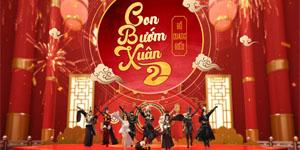 Hồ Quang Hiếu mang đến niềm vui bất ngờ cho game thủ Kiếm Thế Mobile với Con Bướm Xuân 2