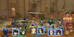 Attack on Titan: Assault – Tái hiện chất chơi nguyên bản Attack on Titan trên nền tảng di động