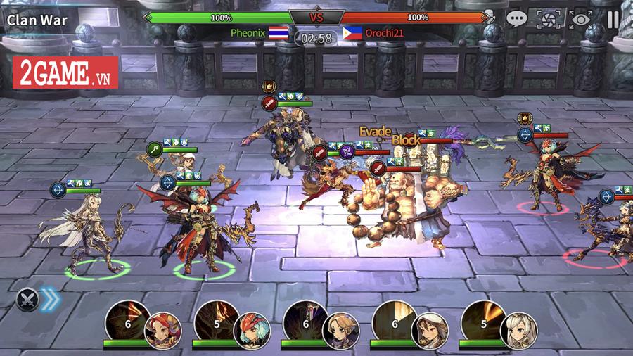 Game thủ Việt đánh giá sao về siêu phẩm thẻ tướng Final Blade Mobile? 2