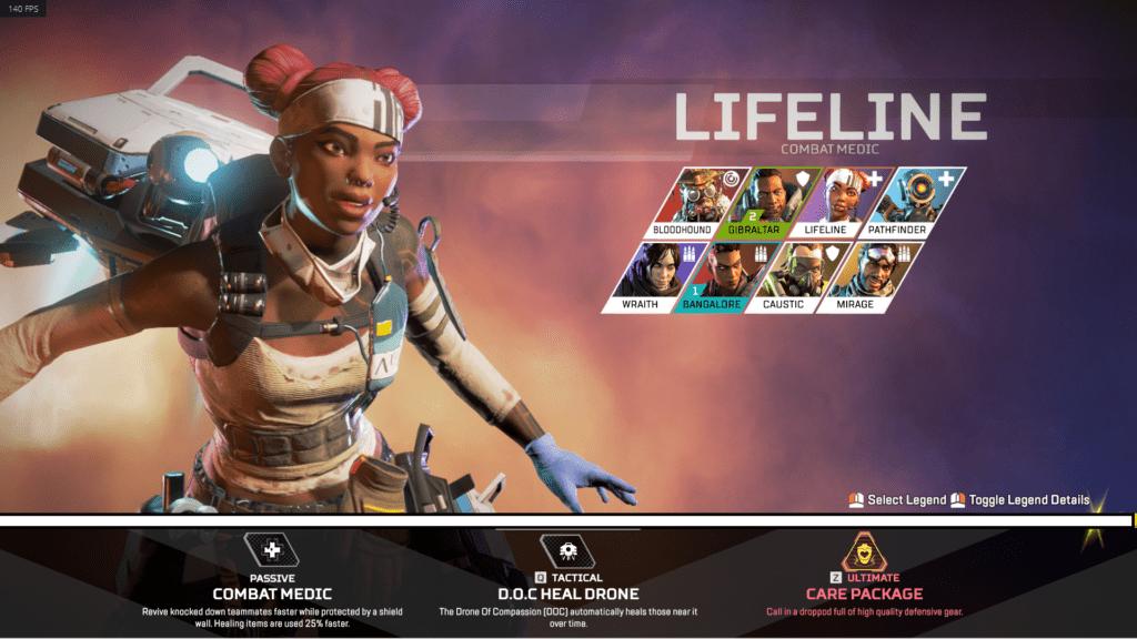 Tìm hiểu các lớp nhân vật tác chiến chuyên biệt trong Apex Legends Online 3