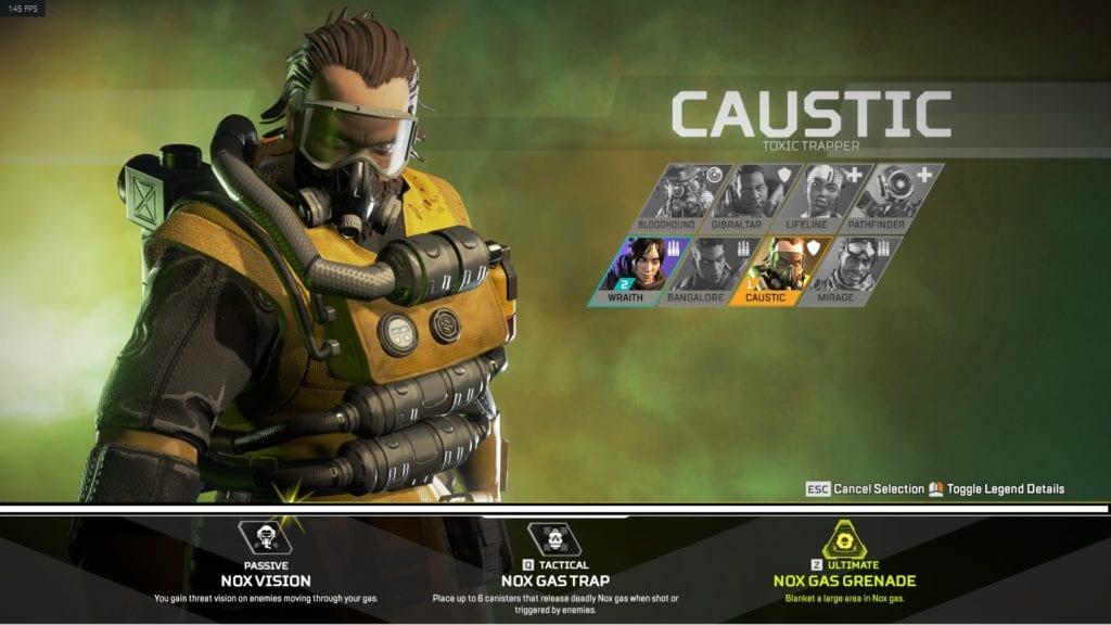 Tìm hiểu các lớp nhân vật tác chiến chuyên biệt trong Apex Legends Online 7