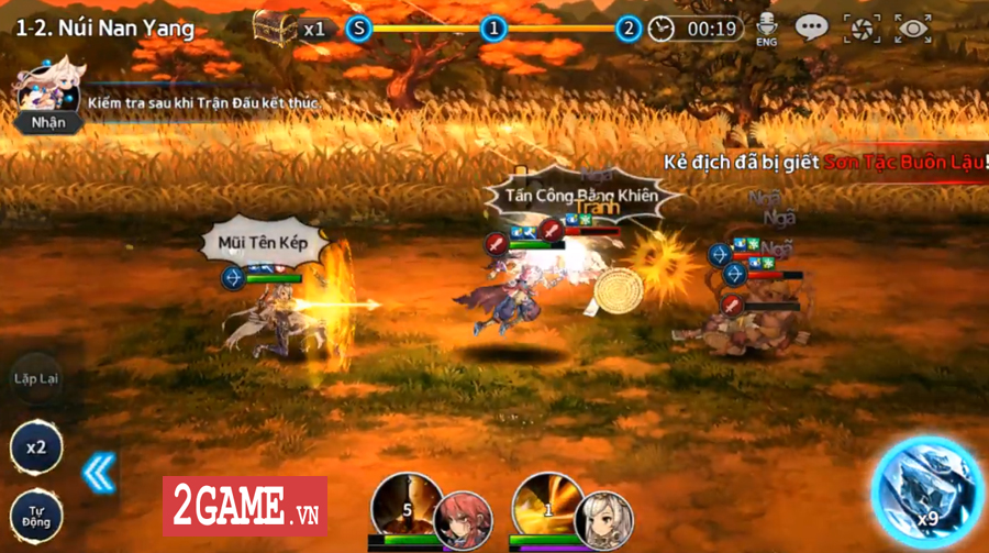 Game thủ Việt đánh giá sao về siêu phẩm thẻ tướng Final Blade Mobile? 1
