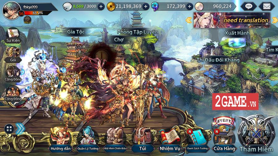 Game thủ Việt đánh giá sao về siêu phẩm thẻ tướng Final Blade Mobile? 0