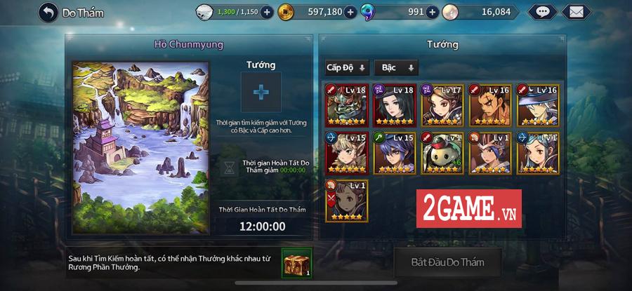 Game thủ Việt đánh giá sao về siêu phẩm thẻ tướng Final Blade Mobile? 8