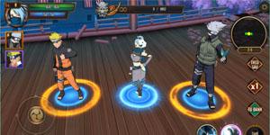 Trải nghiệm Ninja Vô Song Mobile: Bối cảnh Naruto quen thuộc chất chơi nhập vai đổi mới