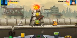 Tank To Tank – Game bắn Tăng đối kháng với lối chơi đơn giản và tính giải trí cao