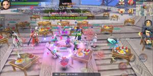 Tán tỉnh chưa đủ, game thủ Kiếm Thế Mobile VNG đãi luôn tiệc cưới cả trăm mâm