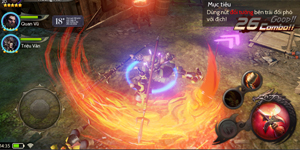 Trải nghiệm Blade Of Kingdoms: Không thể rời mắt trước lối chơi chặt chém điên cuồng