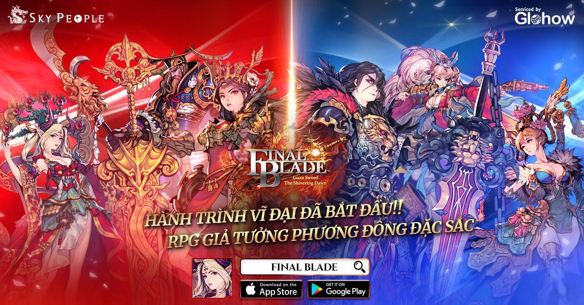Final Blade Việt Nam không thiếu những đấu trường leo hạng, clan chiến cho bạn tranh đấu 0