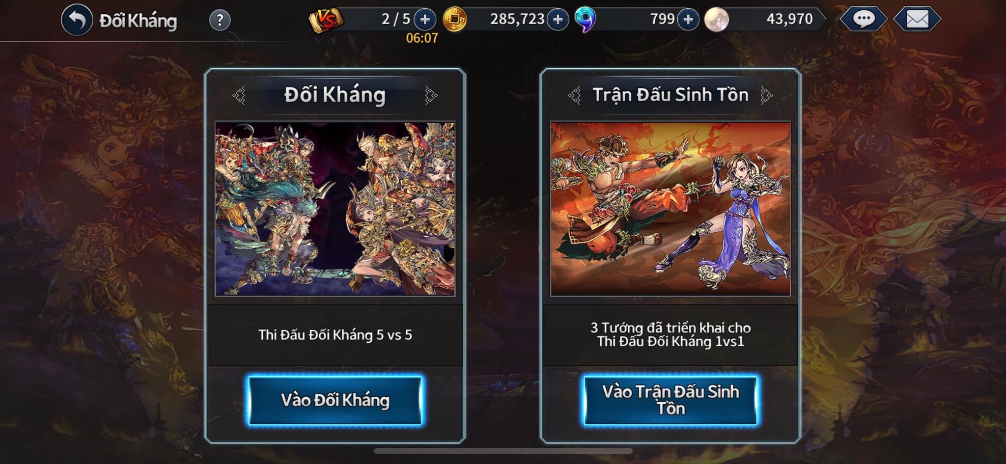 Final Blade Việt Nam không thiếu những đấu trường leo hạng, clan chiến cho bạn tranh đấu 2