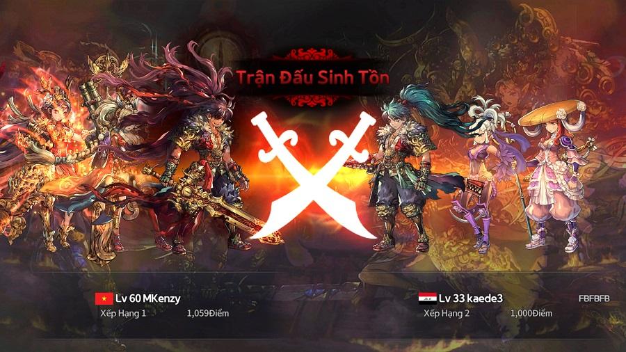 Final Blade Việt Nam không thiếu những đấu trường leo hạng, clan chiến cho bạn tranh đấu 4