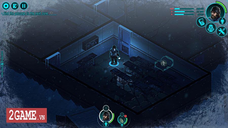 Distrust - Game nhập vai sinh tồn lấy bối cảnh phim kinh dị The Thing 0