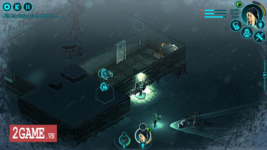 Distrust - Game nhập vai sinh tồn lấy bối cảnh phim kinh dị The Thing 2