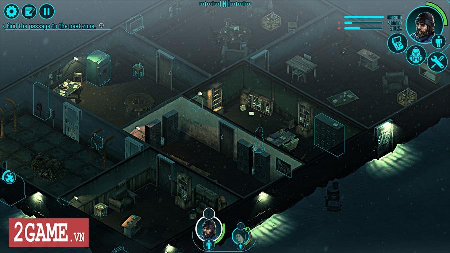 Distrust - Game nhập vai sinh tồn lấy bối cảnh phim kinh dị The Thing 3