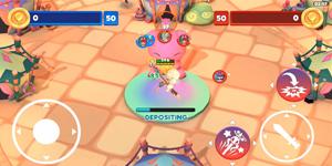 Bash Arena – Game loạn chiến 3v3 với nền tảng đồ họa vui nhộn và đầy màu sắc