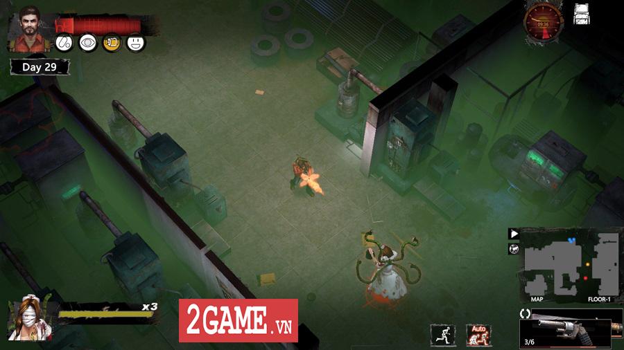 Delivery From The Pain - Game sinh tồn lấy đề tài zombie chơi được cả trên PC lẫn Mobile 0