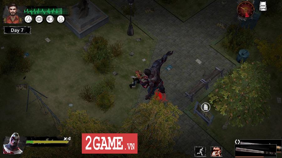 Delivery From The Pain - Game sinh tồn lấy đề tài zombie chơi được cả trên PC lẫn Mobile 1