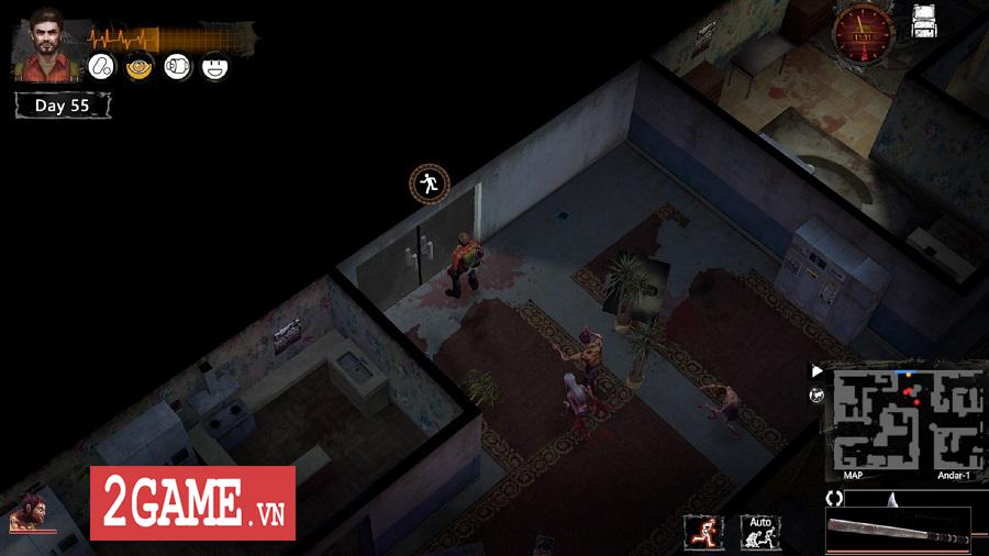 Delivery From The Pain - Game sinh tồn lấy đề tài zombie chơi được cả trên PC lẫn Mobile 2