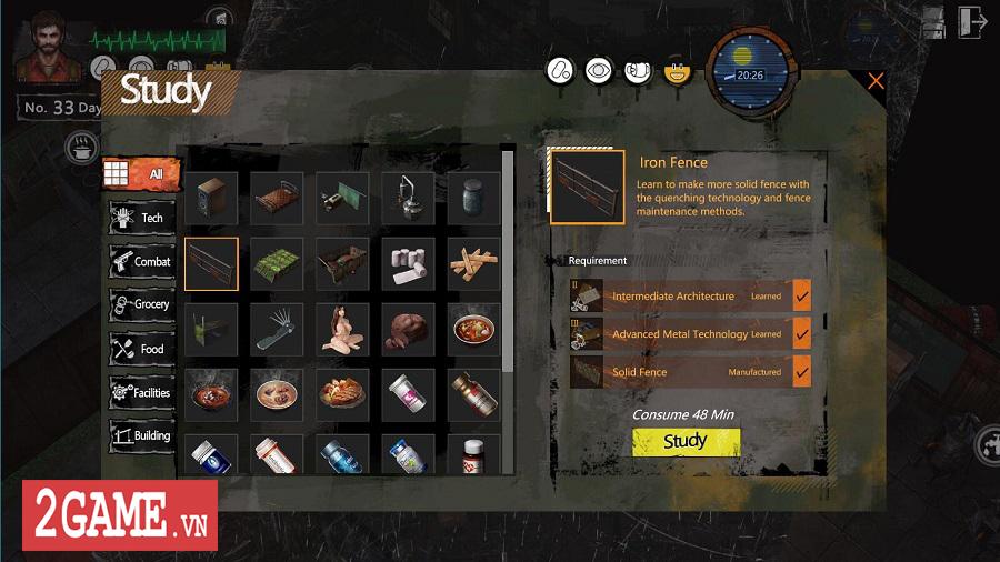 Delivery From The Pain - Game sinh tồn lấy đề tài zombie chơi được cả trên PC lẫn Mobile 3