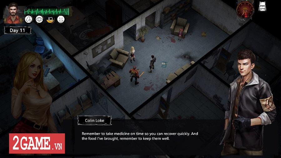 Delivery From The Pain - Game sinh tồn lấy đề tài zombie chơi được cả trên PC lẫn Mobile 4