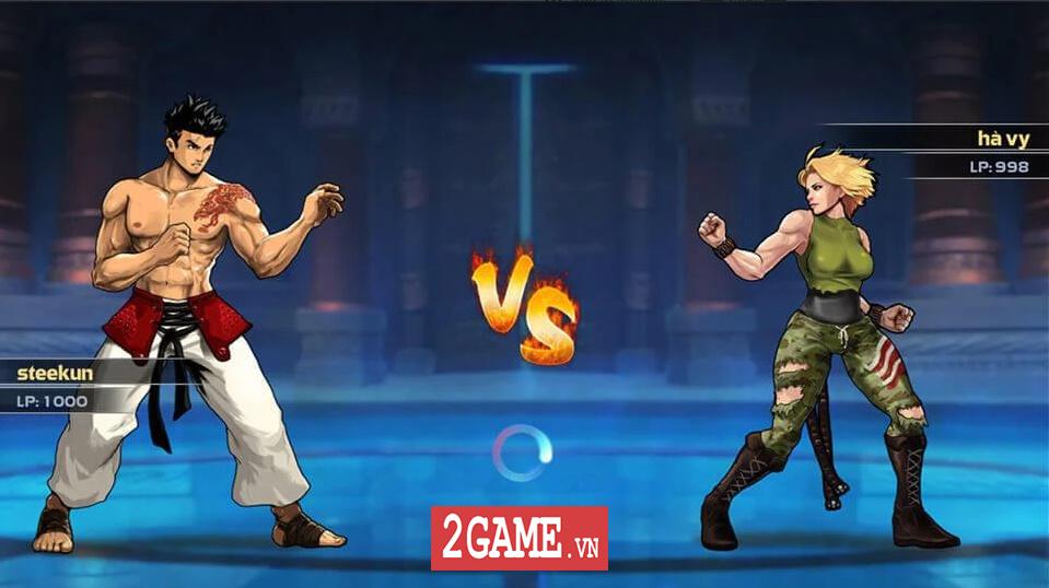 Mortal Battle: Street Fighter - Sự kết hợp hoàn hảo giữa thể loại nhập vai và đối kháng 2