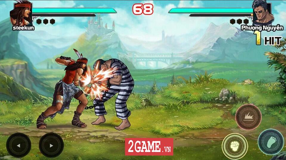 Mortal Battle: Street Fighter - Sự kết hợp hoàn hảo giữa thể loại nhập vai và đối kháng 11