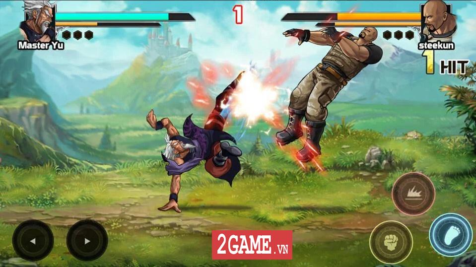 Mortal Battle: Street Fighter - Sự kết hợp hoàn hảo giữa thể loại nhập vai và đối kháng 8