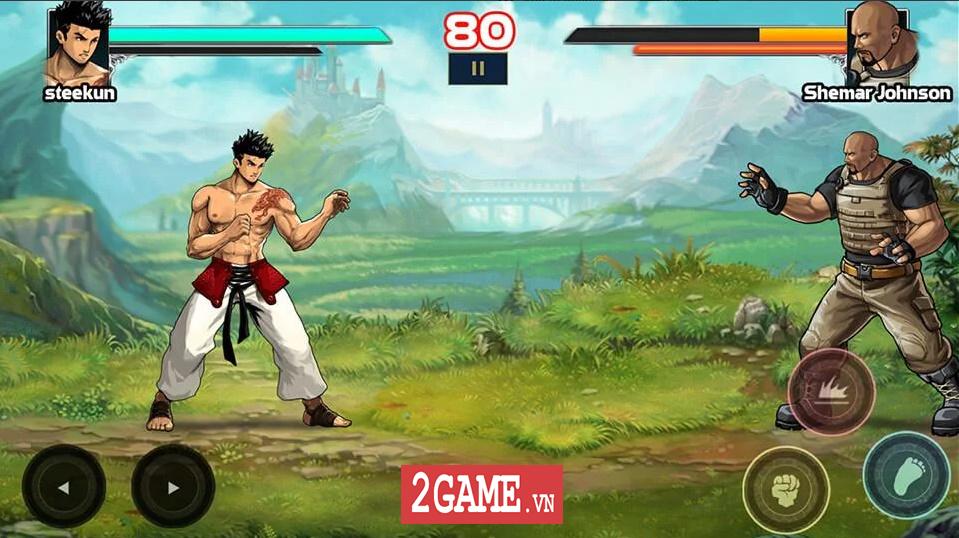 Mortal Battle: Street Fighter - Sự kết hợp hoàn hảo giữa thể loại nhập vai và đối kháng 6